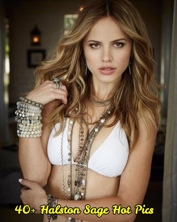Sage bikini halston 49 Hottest