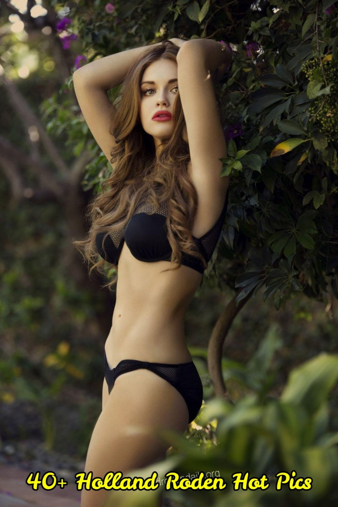 Holland Roden hot pictures