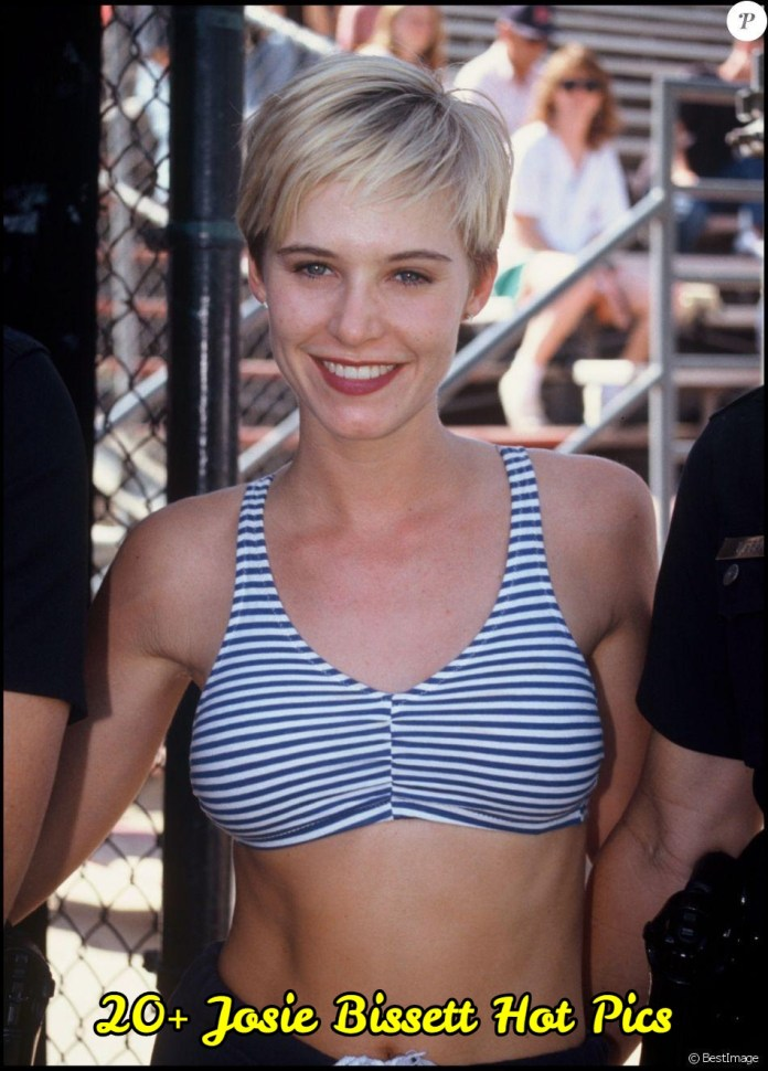 Josie Bissett hot pictures