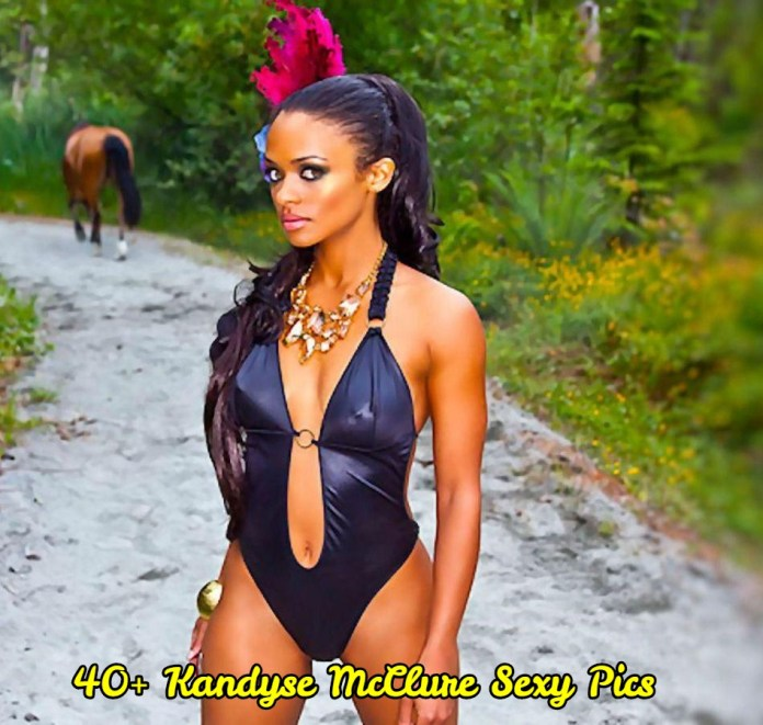 Kandyse McClure sexy pictures