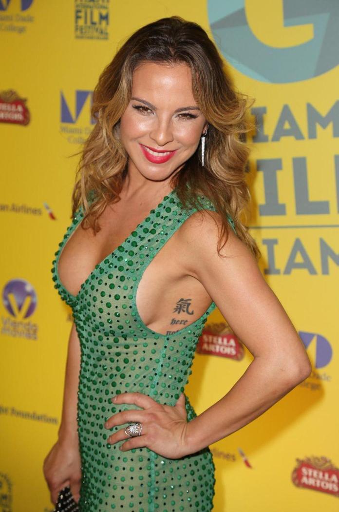 Kate del Castillo sexy pic