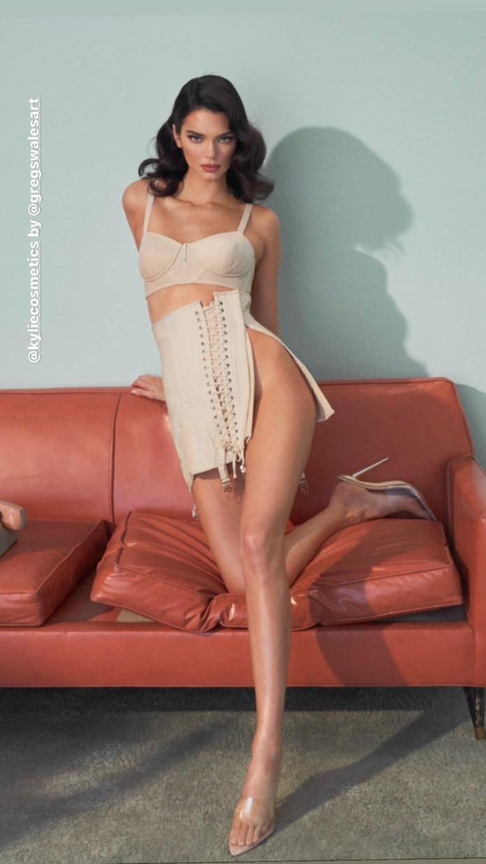 Kendall Jenner hot
