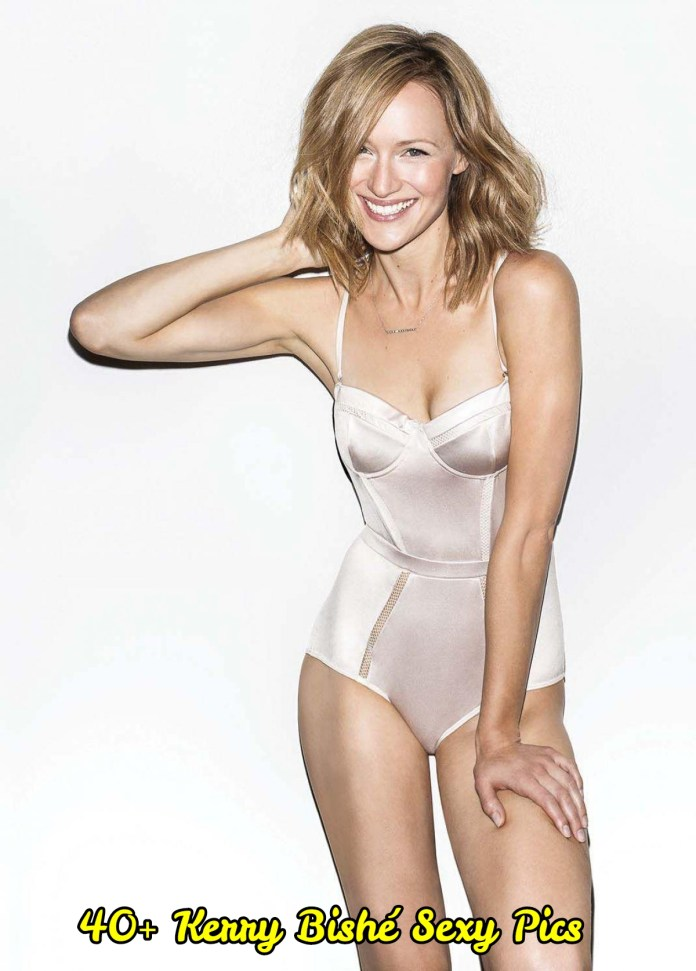 Kerry Bishé sexy pictures