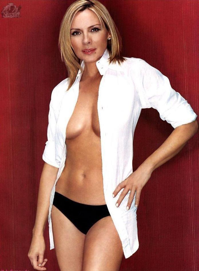 Kim Cattrall hot