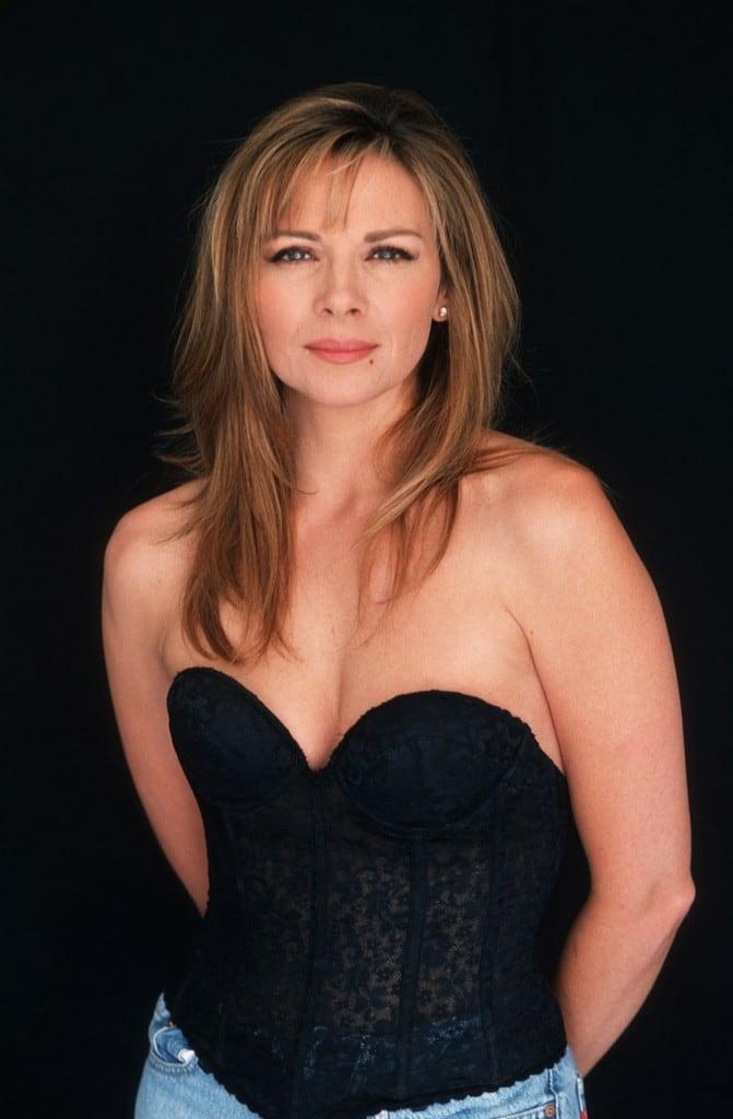Kim Cattrall sexy