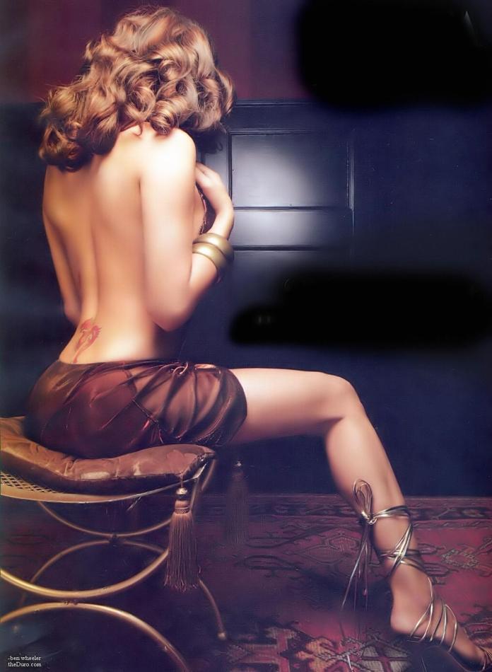 Krista Allen sexy pic