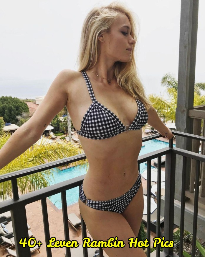 Leven Rambin hot pictures