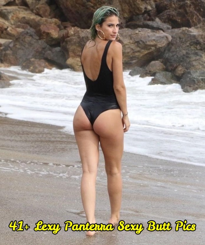 Lexy Panterra sexy butt pics