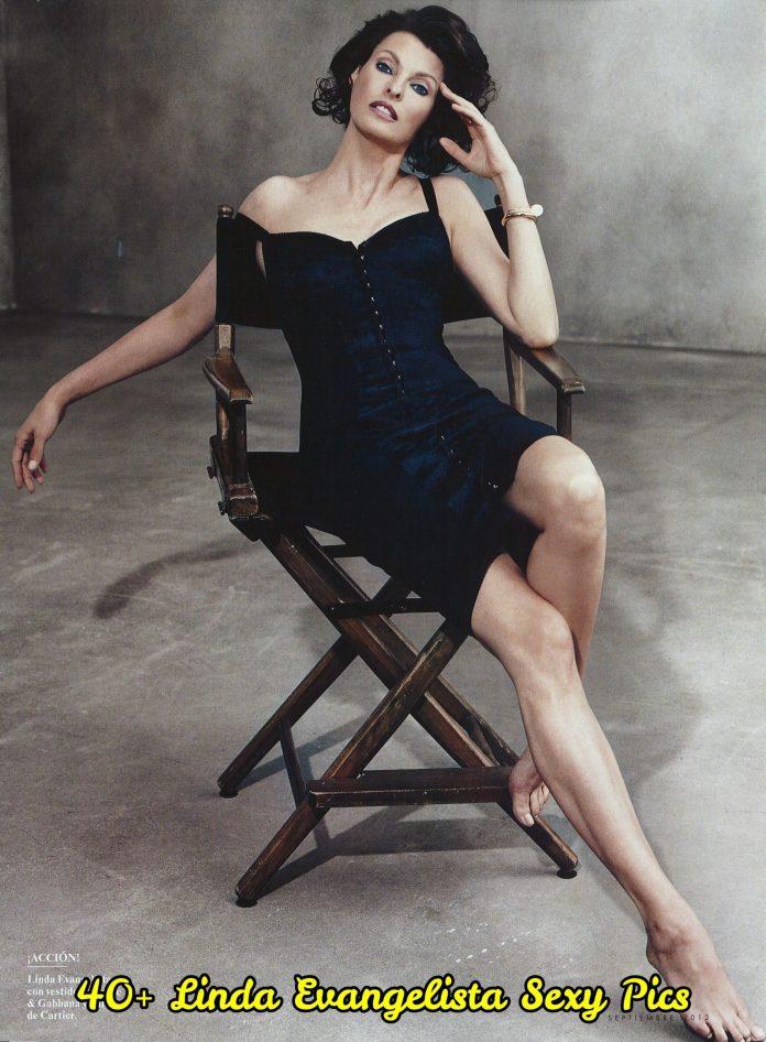 Linda Evangelista sexy pictures
