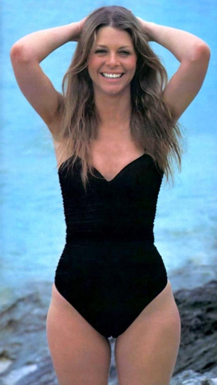 Lindsay Wagner sexy