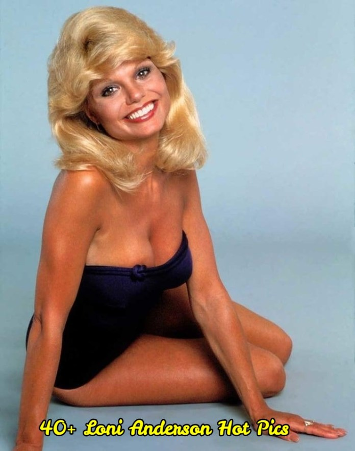 Loni Anderson hot pictures