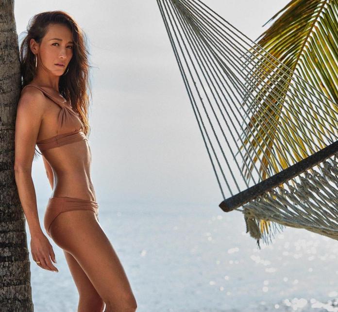 Maggie Q sexy