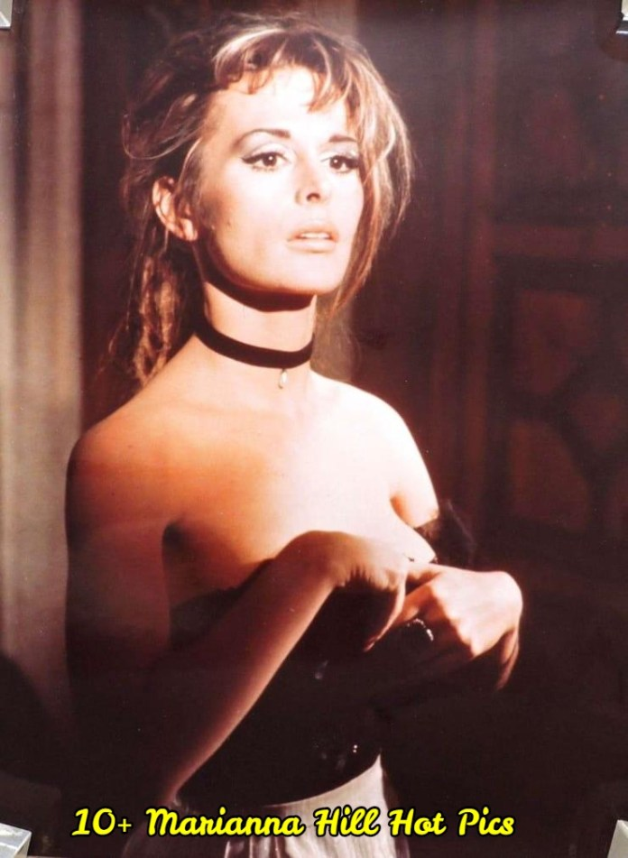 Marianna Hill hot pictures