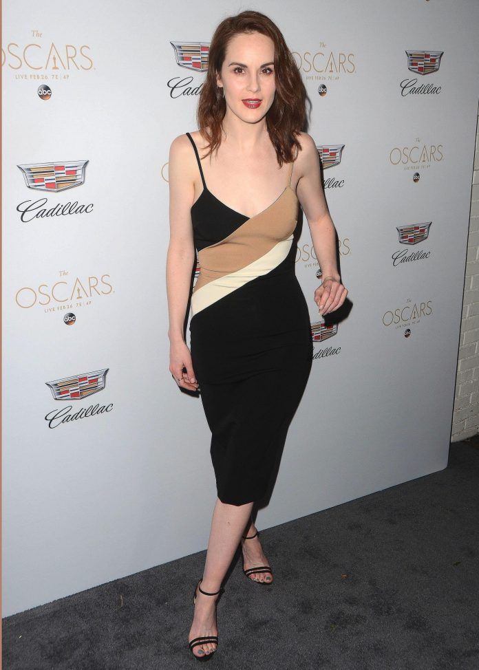 Michelle Dockery sexy pic