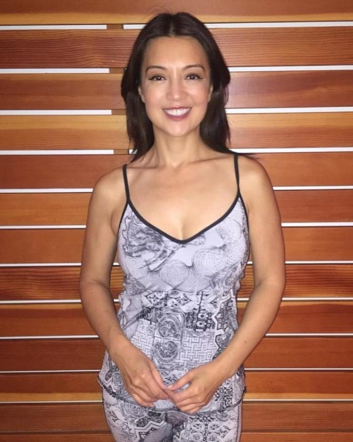 Ming-Na Wen hot look