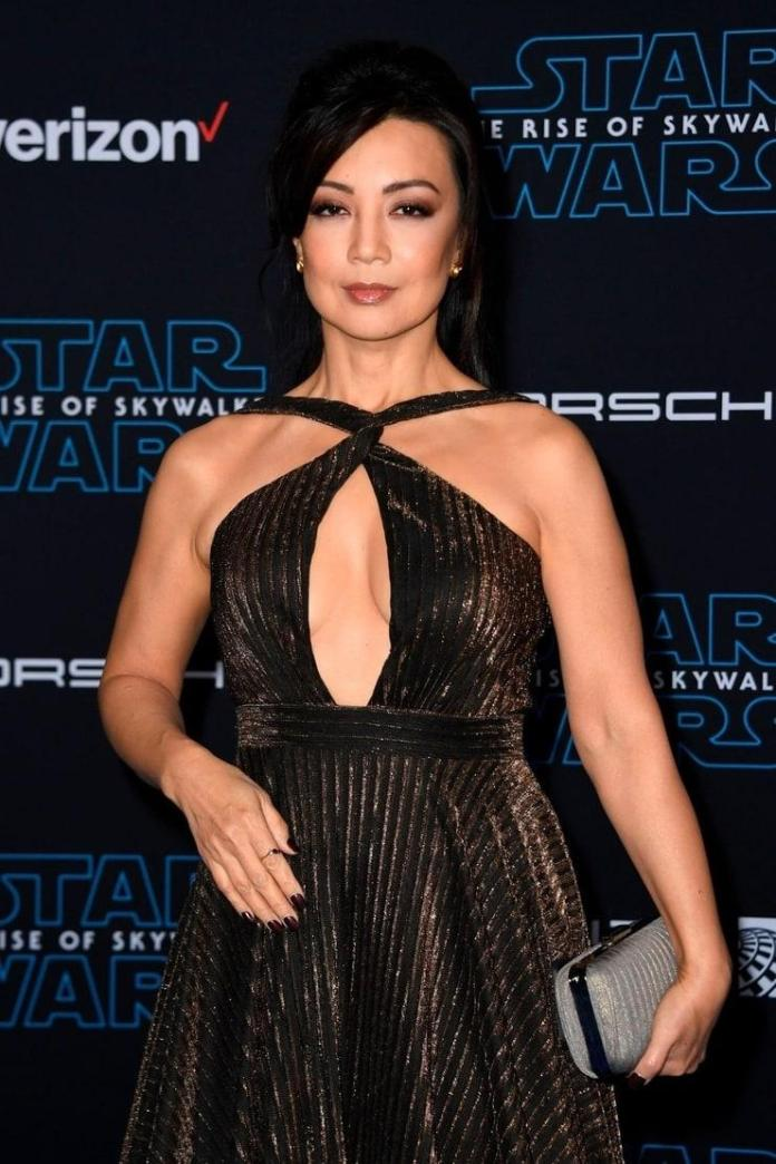 Ming-Na Wen sexy
