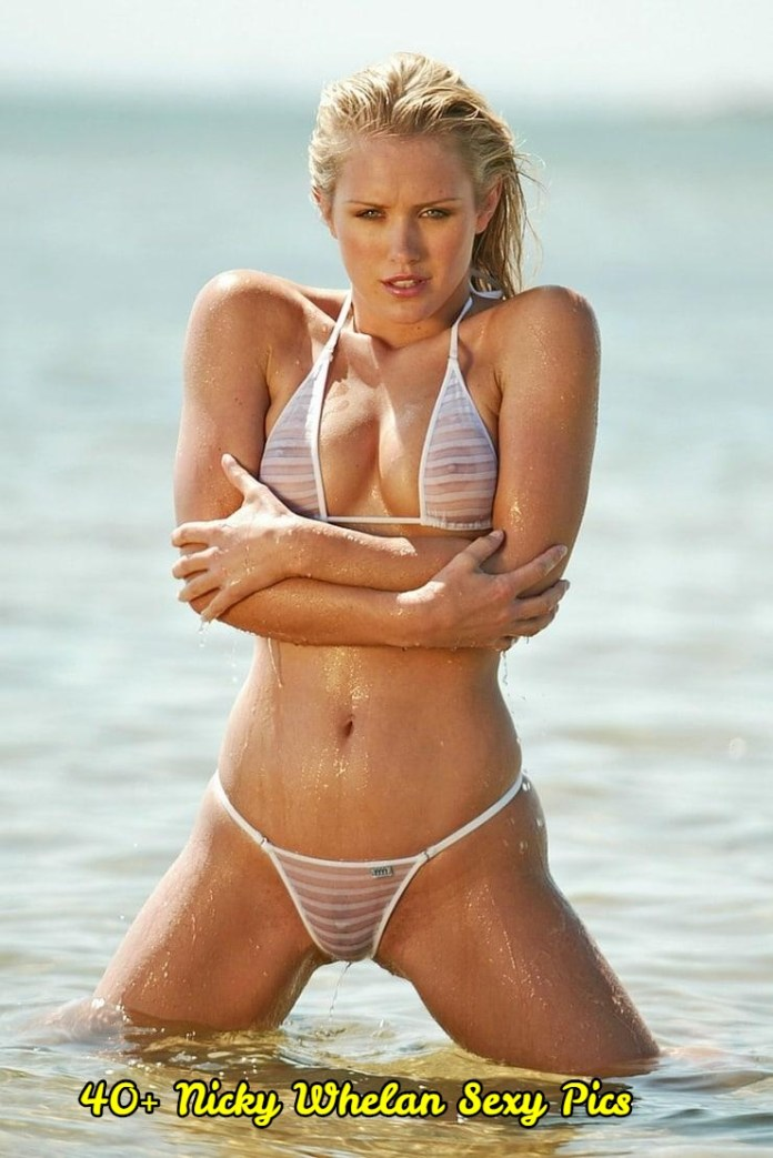 Nicky Whelan sexy pictures