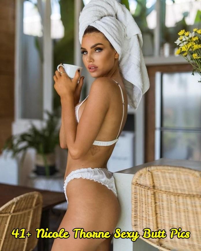 Nicole Thorne sexy butt pics