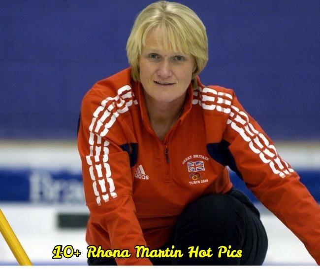 Rhona Martin hot