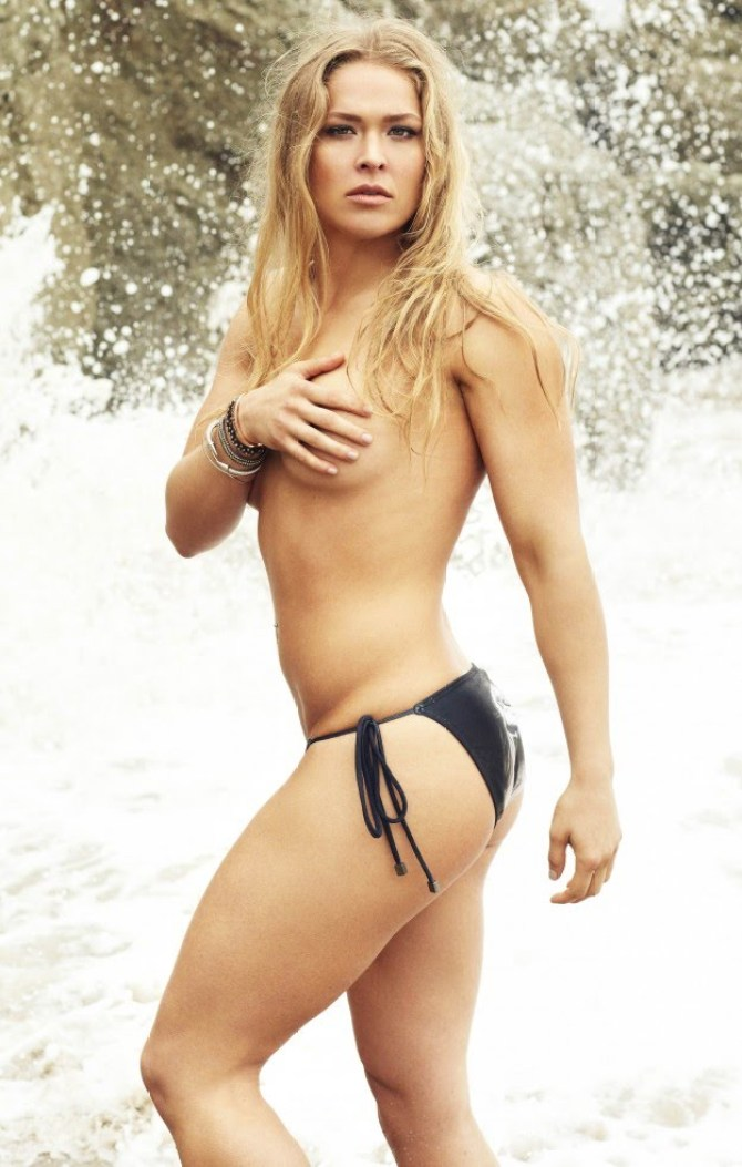 Ronda Rousey sexy picture