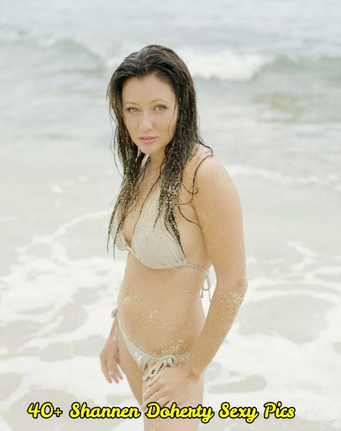 Shannen Doherty sexy pictures