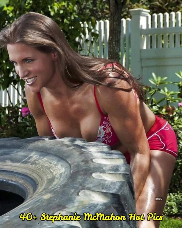 Stephanie McMahon hot