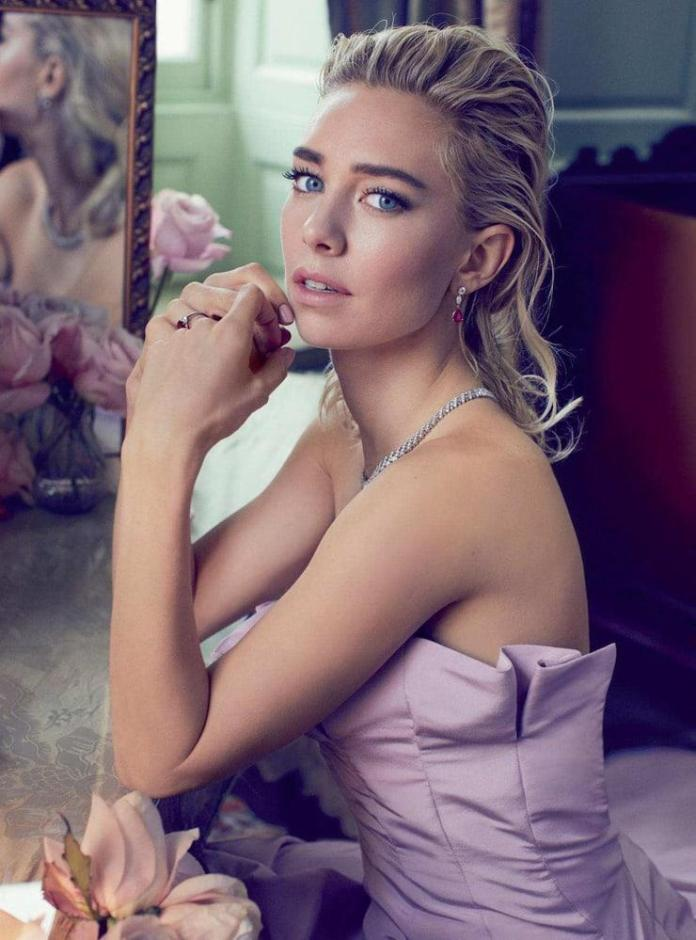 Vanessa Kirby sexy pic