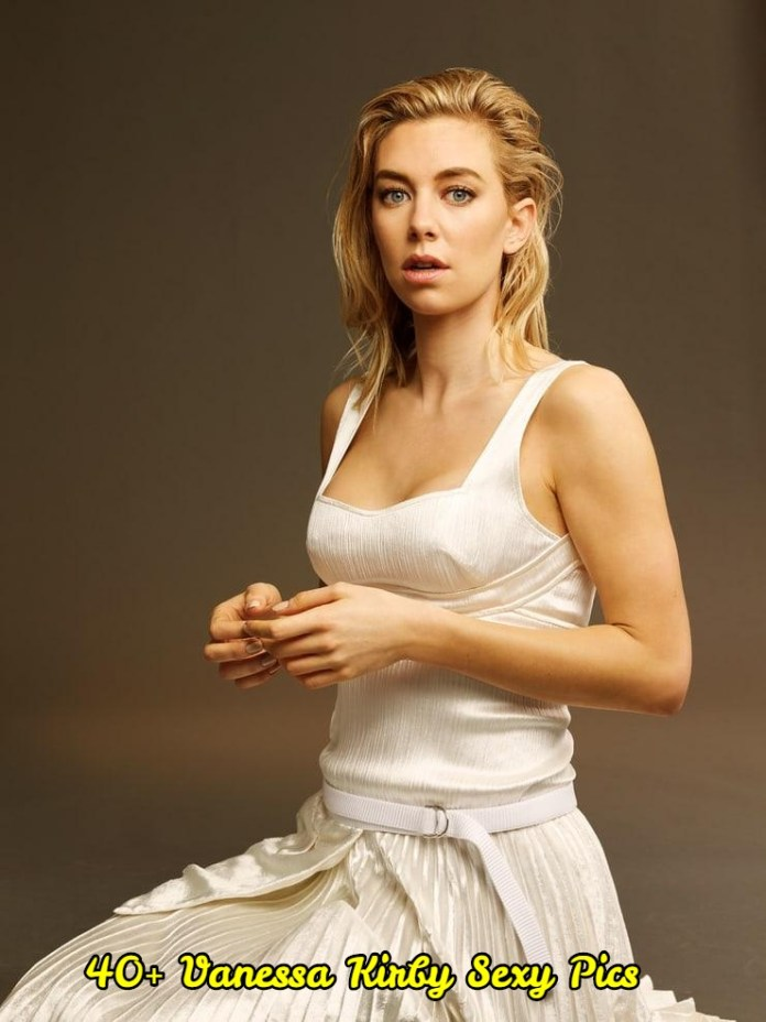 Vanessa Kirby sexy pictures