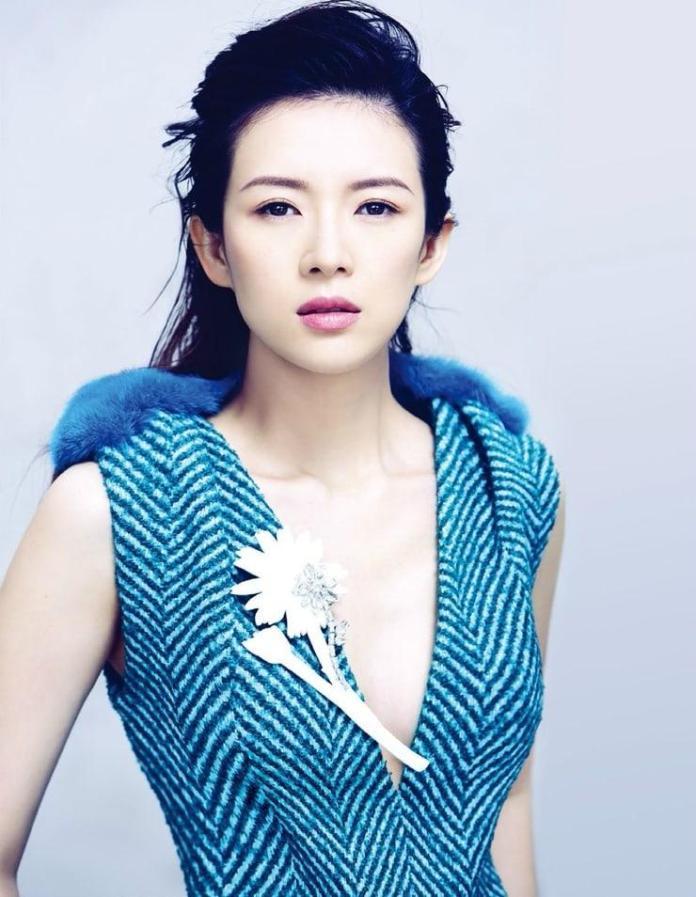 Zhang Ziyi sexy pic