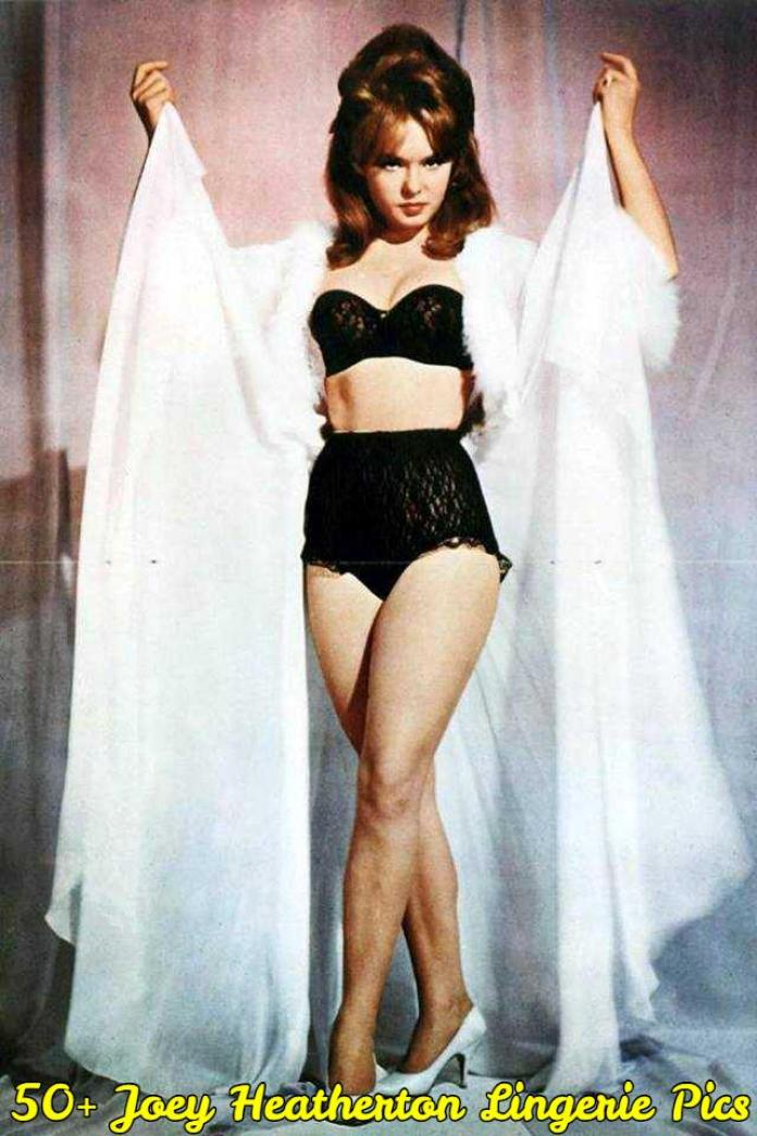 joey heatherton lingerie pics