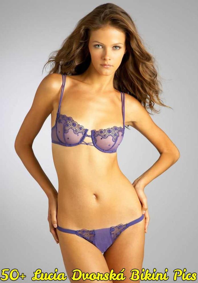 lucia dvorska bikini pics