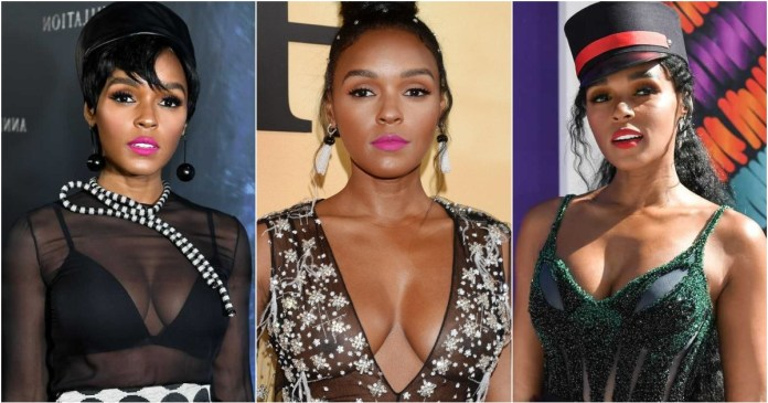 41 Hottest Pictures Of Janelle Monáe