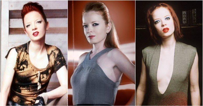 41 Hottest Pictures Of Shirley Manson