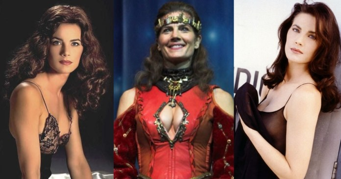 41 Hottest Pictures Of Terry Farrell