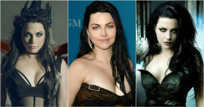 41 Sexiest Pictures Of Amy Lee