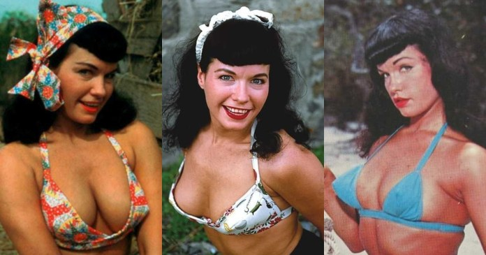 41 Sexiest Pictures Of Bettie Page