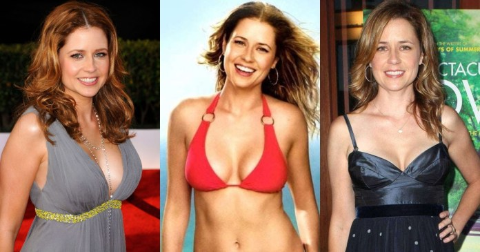 41 Sexiest Pictures Of Jenna Fischer