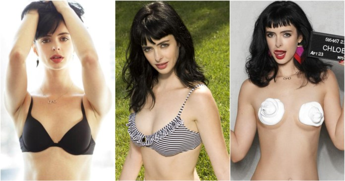 41 Sexiest Pictures Of Krysten Ritter