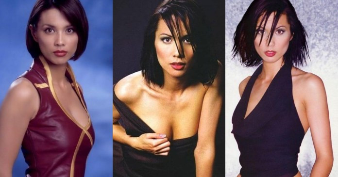 41 Sexiest Pictures Of Lexa Doig