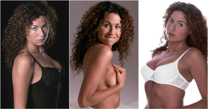 41 Sexiest Pictures Of Minnie Driver