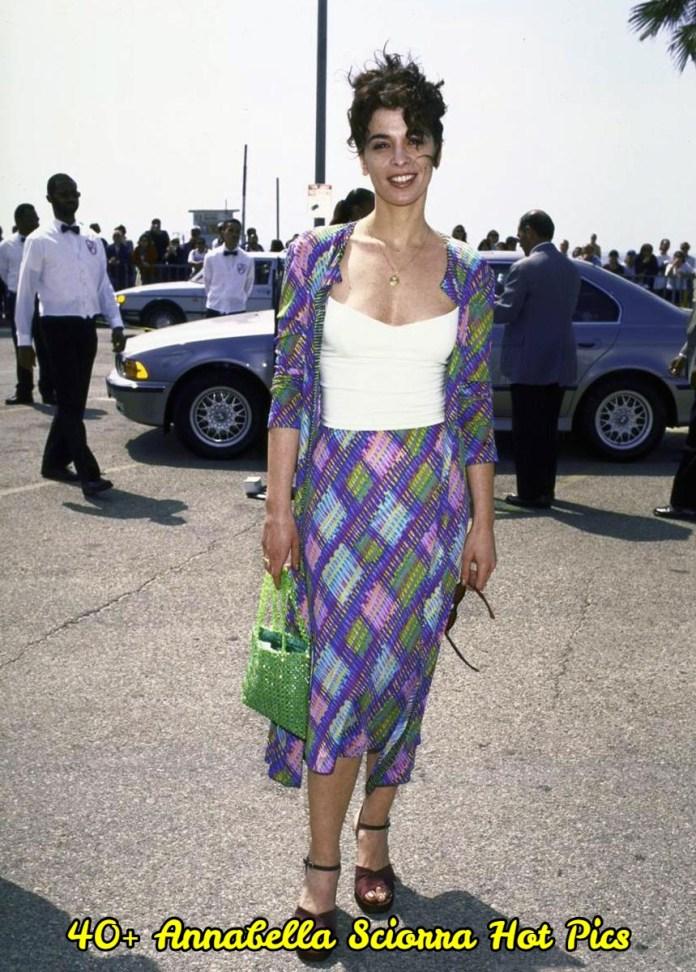 Annabella Sciorra hot pictures