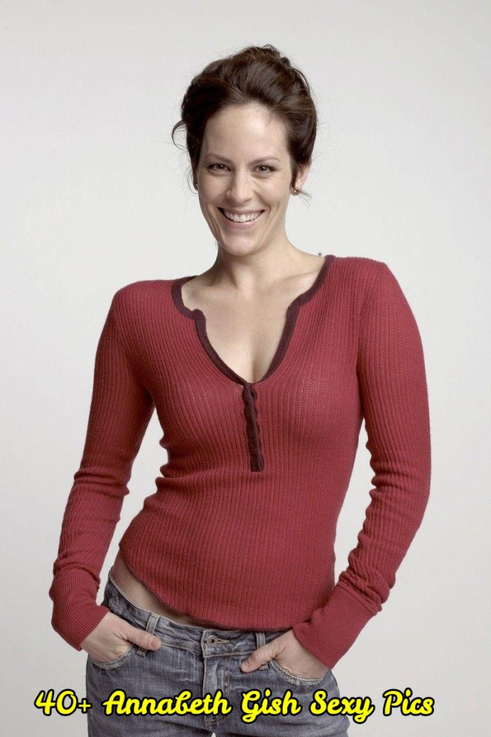 Annabeth Gish sexy pictures