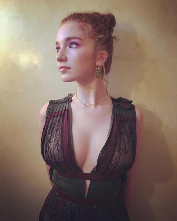 Annalise Basso hot tits pics