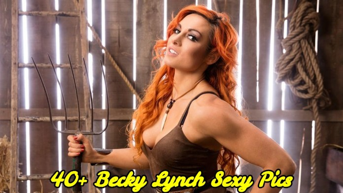 Becky Lynch sexy pics