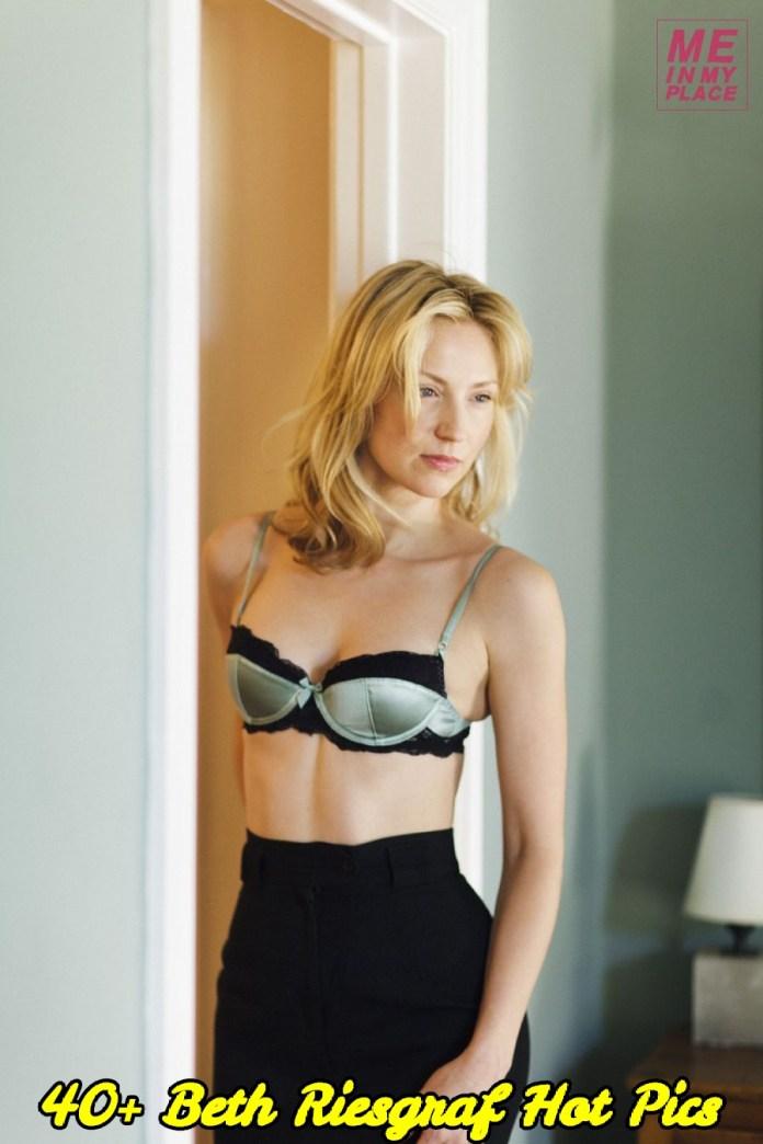 Beth Riesgraf hot pics