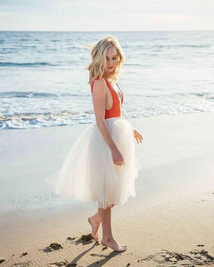 Candice King hot look