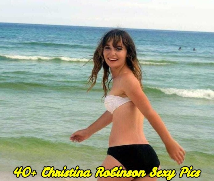 Christina Robinson sexy pics
