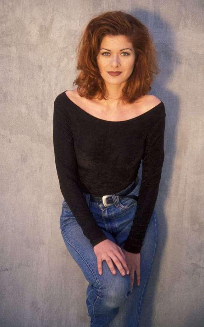 Debra Messing hot pics