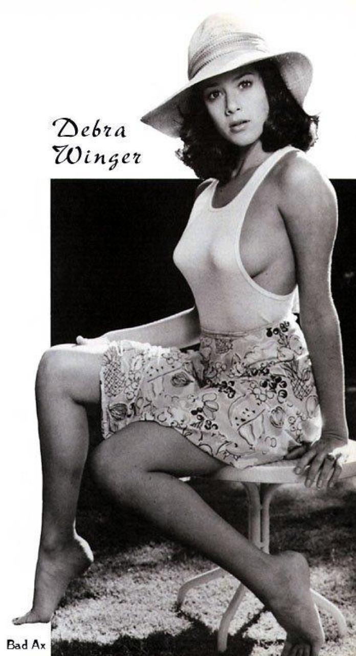 Debra Winger busty look