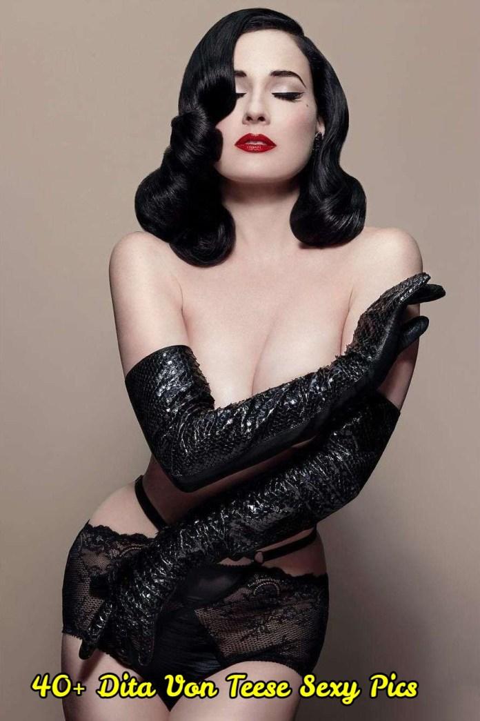 Dita Von Teese sexy pictures